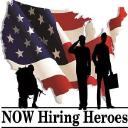 Now Hiring Heroes - Company Logo