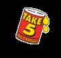 Take 5 Oil Change - Company Logo