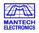 Mantech - Company Logo