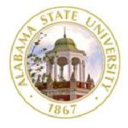 Alabama State University - Company Logo
