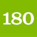180 Recruiting + Consulting - Company Logo
