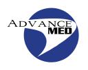 Advance Med - Company Logo